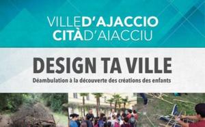 Restitution du projet Design ta Ville samedi 17 novembre Médiathèque des Jardins de l'Empereur