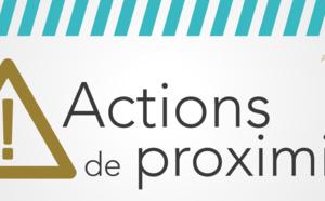 Stationnement interdit avenue de Paris et Cours Grandval sur 3 emplacements du 7 au 20 janvier 2019