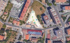 Réhabilitation du parking au chemin de Biancarello à partir du 14 janvier 2019