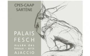 Workshop au Palais Fesch: L'addiction à l'œuvre d'art par la classe préparatoire aux écoles d'arts de Sartène