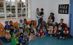 Carnaval au multi-accueil de Pietralba