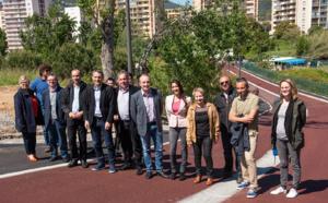 Une nouvelle rue pour relier les quartiers des Cannes et du Finosello