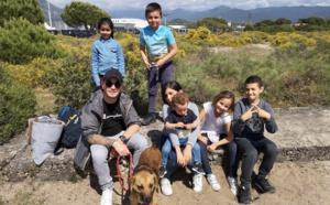 Maison de quartier des Cannes : des jeunes bénévoles pour le refuge de Caldaniccia