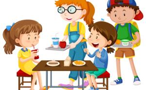 Menus des restaurants scolaires