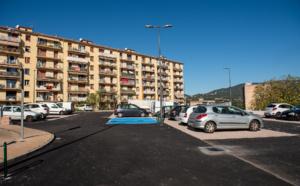 Le parking Biancarello retrouve sa pleine fonction