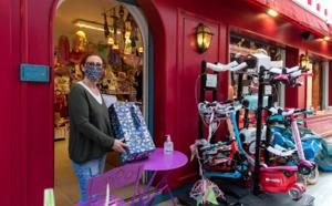 A l'heure des achats de Noël, les méthodes des magasins de jouets en attendant leur réouverture