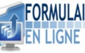 Formulaires en ligne
