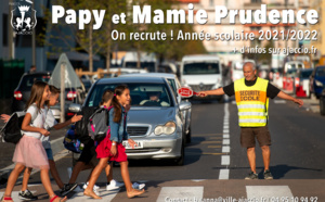 Papy & Mamie Prudence, on recrute !