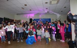La fête de Noël au Centre social de Saint-Jean