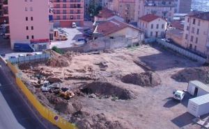 Le site archéologique