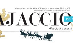 Ajaccio en Marche Novembre-décembre 2015