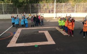 Lingua corsa in i centri d'asgi di a Cità d'Aiacciu
