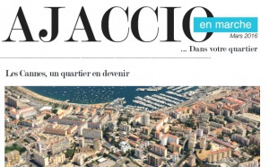 Ajaccio en Marche dans votre quartier... Les Cannes