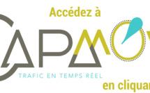 Lancement de CAPA MOVE, le nouveau service d'informations en temps réel des conditions de circulation du pays ajaccien