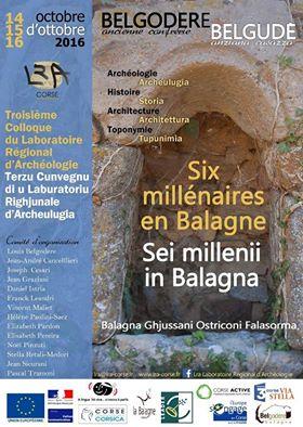 3e colloque du Laboratoire Régional d'Archéologie