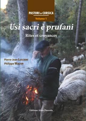 Conférence autour du premier volume de la collection « Pastori di Corsica »