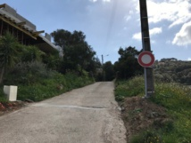 Ouverture du chemin de Torretta limitée aux véhicules légers