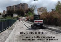 Travaux PRU Cannes et Salines - Point de situation