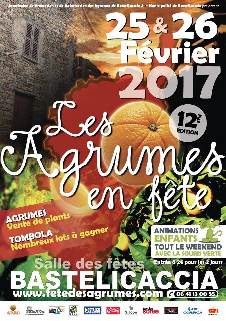 Les Agrumes en Fête 12ème édition