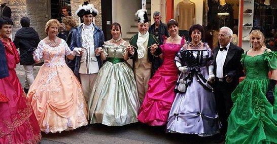 Danses impériales au Palais Fesch