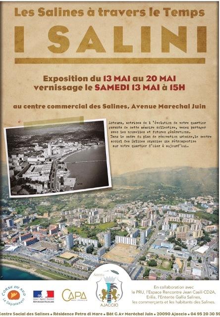 """Exposition """"Les Salines à travers le Temps"""" ça continue jusqu'au 20 mai"""