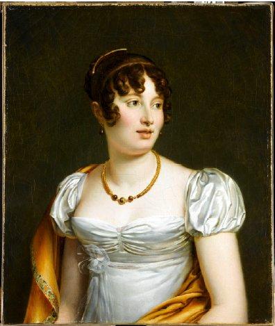"""Exposition temporaire """"Caroline, Soeur de Napoléon, reine des arts"""""""