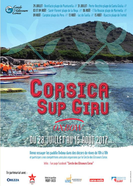 Corsica Sup Giru mardi 15 août plage du Trottel