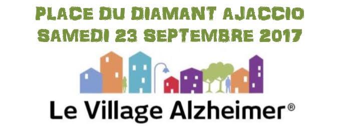 Village France Alzheimer 2017 Place de Gaulle