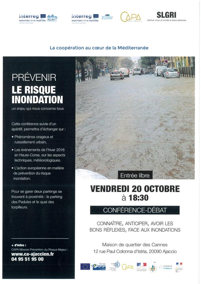 Conférence Débat le 20 Octobre 2017 à 18h30 à la Maison de Quartier des Cannes