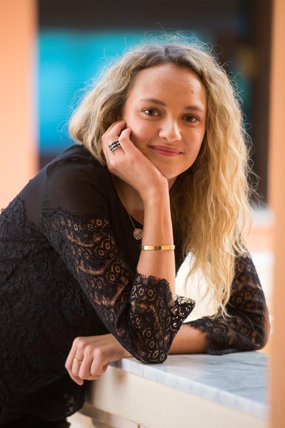 Olivia Pillotti, nouvelle conseillère municipale (photo Ville d'Ajaccio).