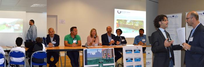 Conférence-débat sur les risques d'inondation