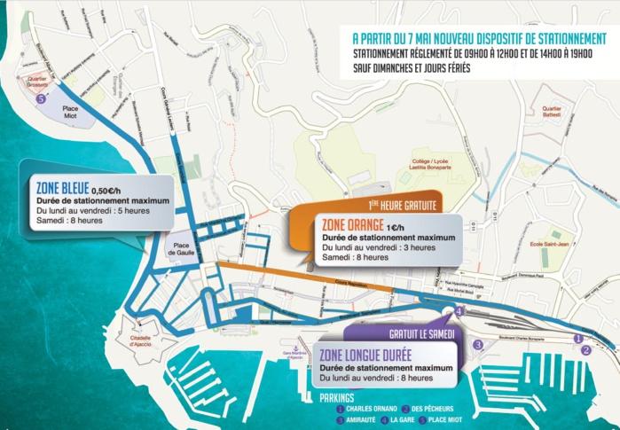 Stationnement, à partir du 17 mai, simplifiez-vous la ville !
