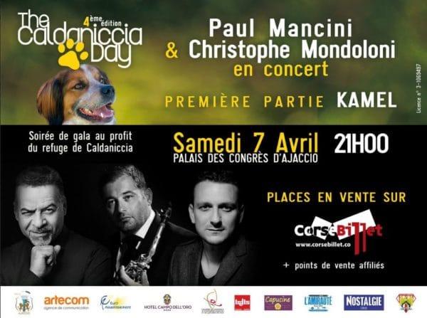 Caldaniccia Day 2018 les 7 et 8 avril
