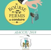 BOURSE AU PERMIS 2018, C'EST PARTI !