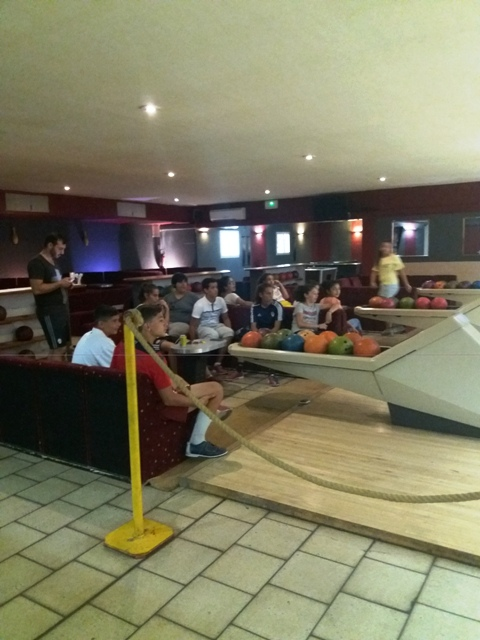 Bowling de Santa Lina
