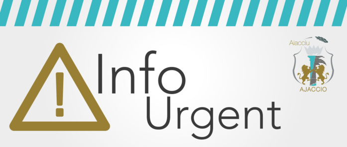 Alerte au gaz galerie des Salines (information mise à jour au 11 janvier 12h)