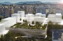 L'architecte du Mucem à Marseille dessine le futur conservatoire Henri Tomasi