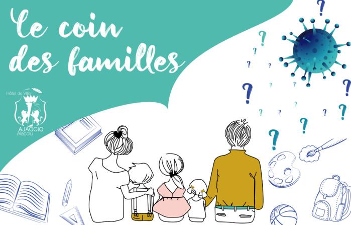 Le coin des familles