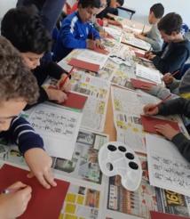 Vacances animées pour les jeunes de la Maison de quartier des Cannes