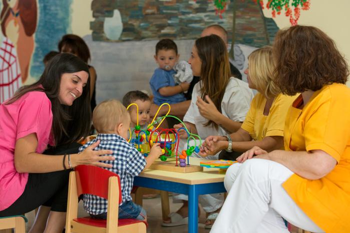 Le Relais Assistantes Maternelles « RAM » de la ville d'Ajaccio a déménagé !