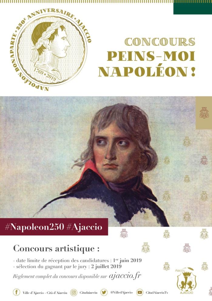 Concours « Peins-moi Napoléon »