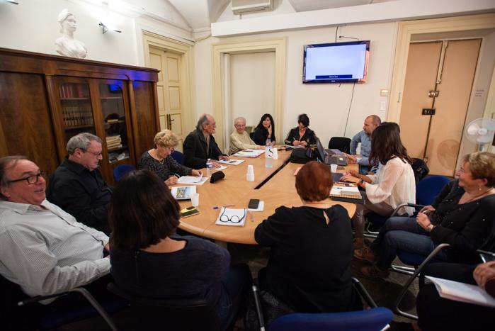 2e Réunion de concertation du comité Inter Quartier