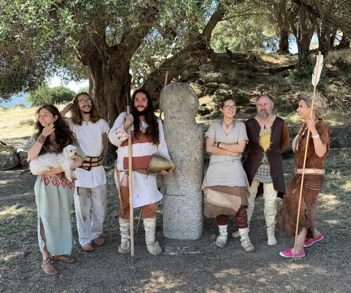 Festa di a lingua corsa in a Filitosa