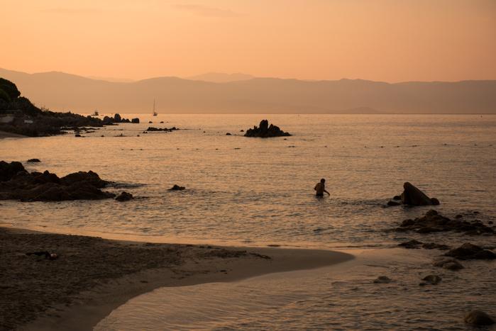 Sous le soleil, la plage