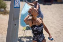 L'été ajaccien à la plage