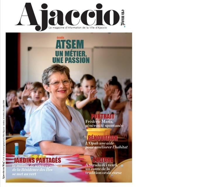 Lisez Ajaccio en Mag' !