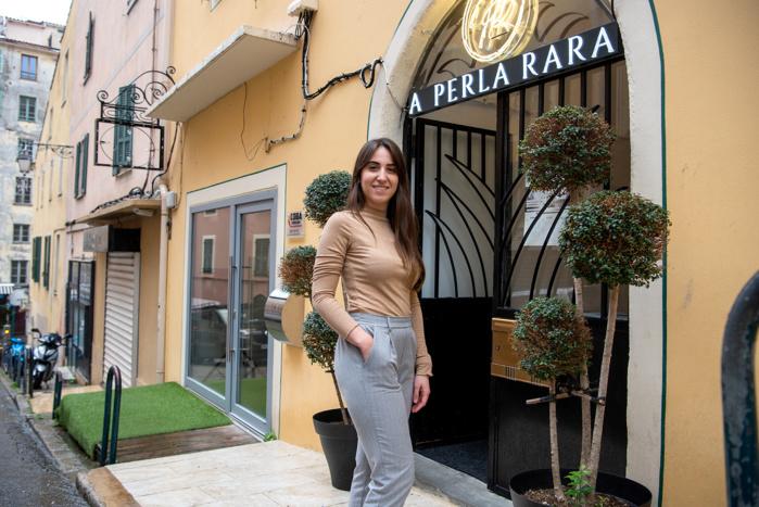 Celia Vepori Lucciardi a ouvert son centre de soins en novembre 2018 (Photo Ville d'Ajaccio).