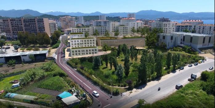 Signature de la charte Ecoquartier du Finosello, première étape pour une ville durable