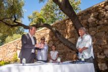 Le Lazaret-Ollandini en donation à la Ville d'Ajaccio