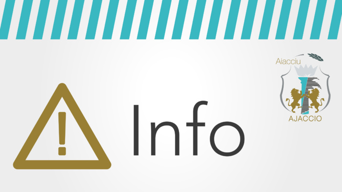 Covid-19 : nouveaux secteurs concernés par le port du masque obligatoire à Ajaccio